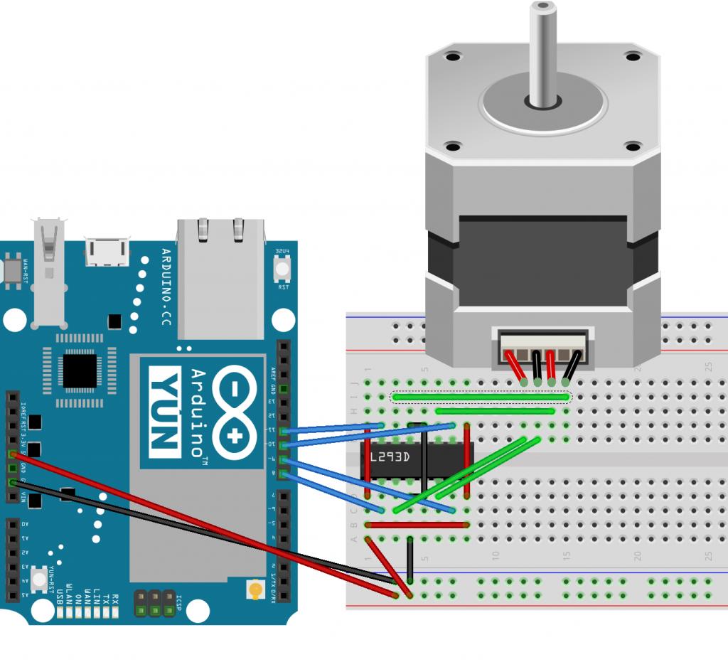 Control De Motor Paso A Paso Con Arduino Y Labview Download