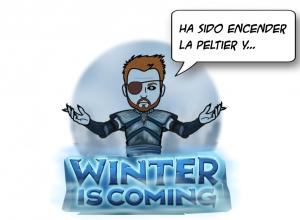 El efecto Peltier para refrigeración