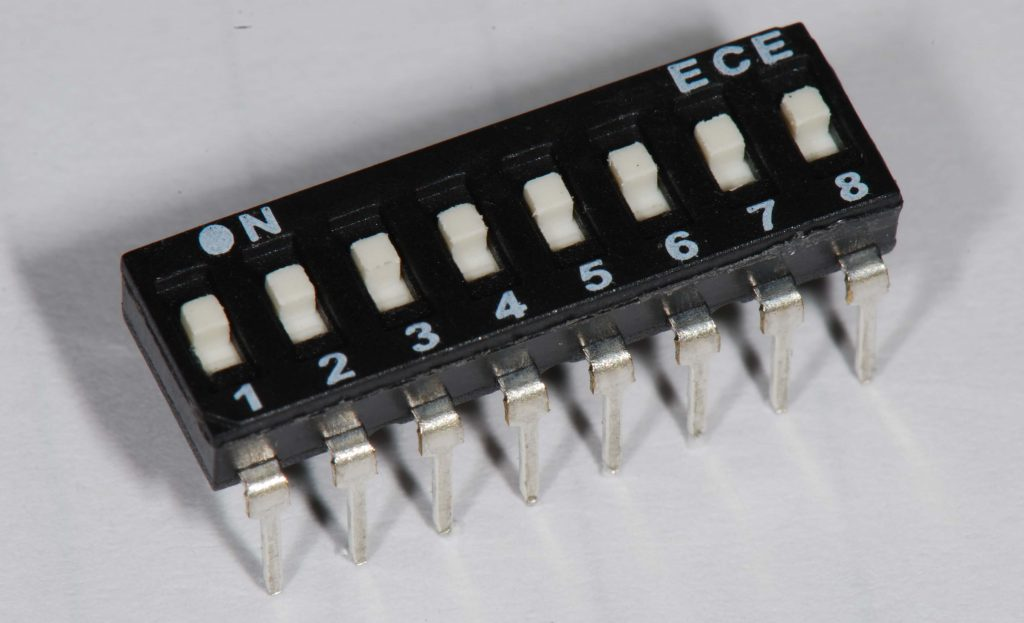 Interruptor dip